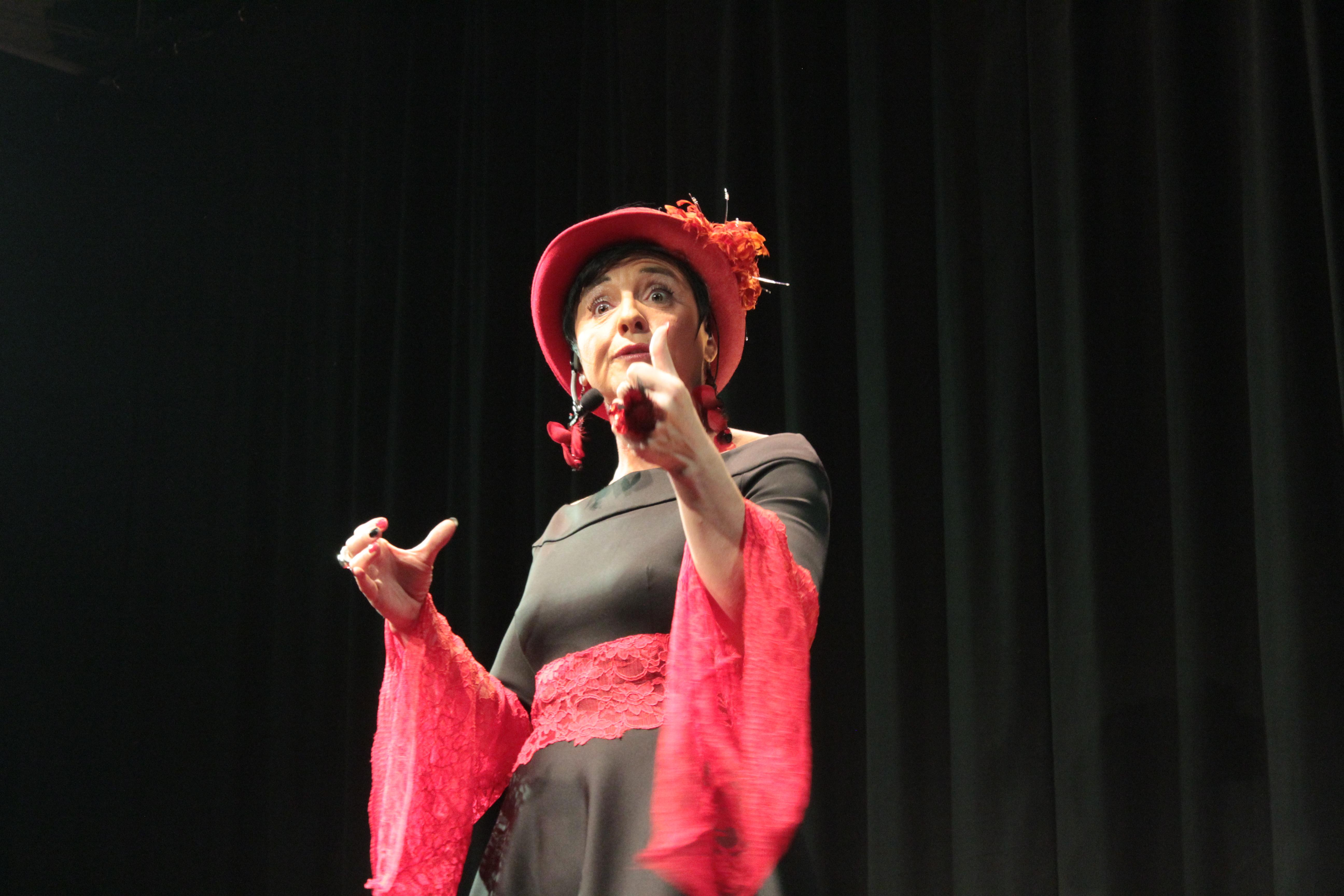 Faustine et le cabaret fantasque